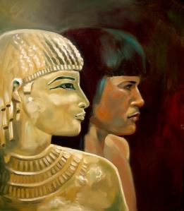 Ancient Faces