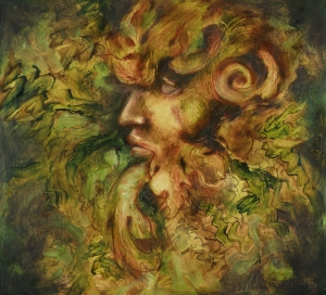 Green Man of Summer