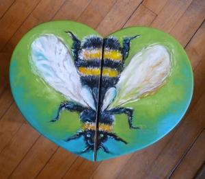 I HEART BEES