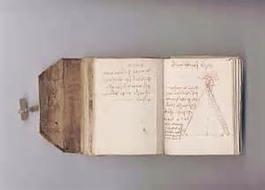 a Leonardo 'libricini' (small book)