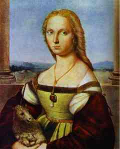 Raphael's Lisa?