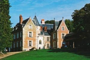 Clos Luce, Amboise. Leonardo's retirement home