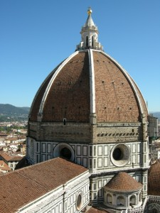 the Santa Maria del Fiore cathedral, Florence