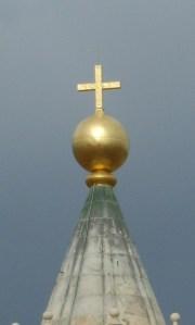 Verrocchio's orb for the Santa Maria del Fiore