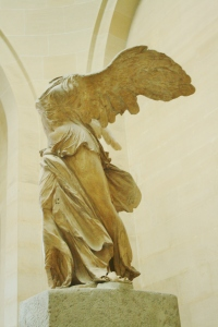 The Nike of Samothrace