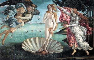 SAVED: The 'Birth of Venus' - Sandro Botticelli