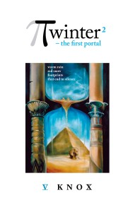 'The Hourglass of Time' by author Veronica Knox