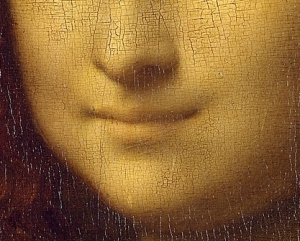'MONA LISA' SMILE