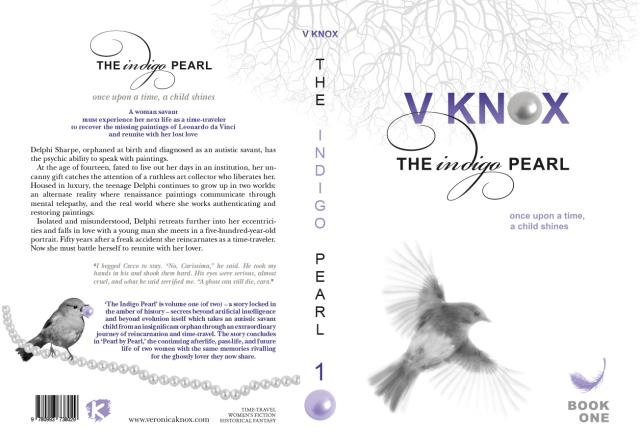 The Indigo Pearl_cover_Nov19.indd