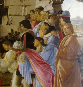 Botticelli's 'Adoration of the Magi' - 1475