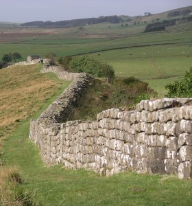 HADRIAN'S WALL - Great Britain